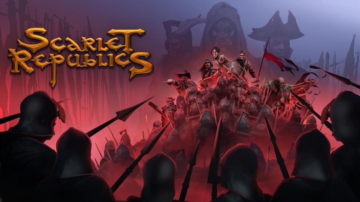 Scarlet Republics - пошаговая RPG анонсирована для Nintendo Switch 5