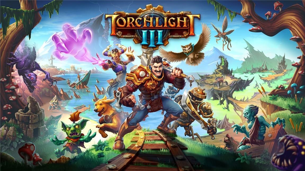 Torchlight III выйдет на Nintendo Switch -  22 октября 98
