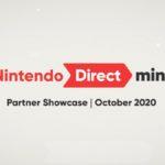 Nintendo опубликовала последний в этом году Nintendo Direct Mini: Partner Showcase 1
