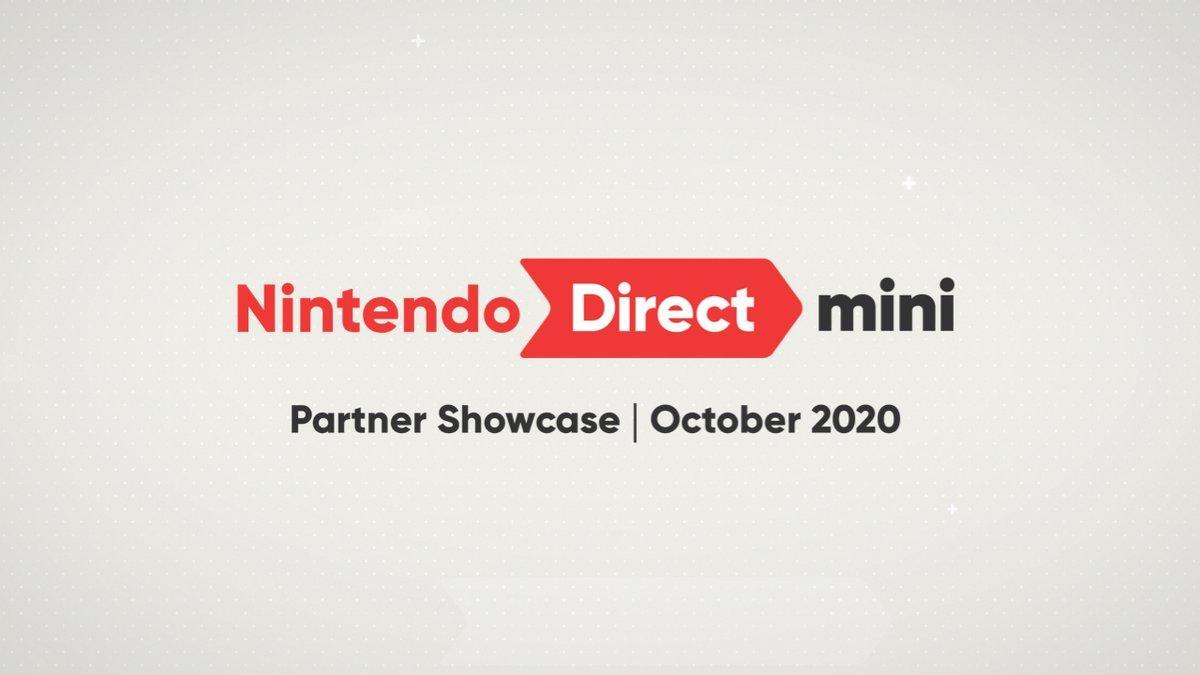 Nintendo опубликовала последний в этом году Nintendo Direct Mini: Partner Showcase 2