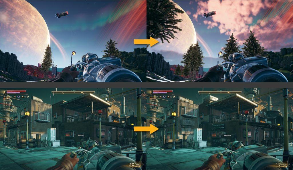 Обновление для The Outer Worlds на Nintendo Switch стартует 21 октября, разработчики показали изменения 1