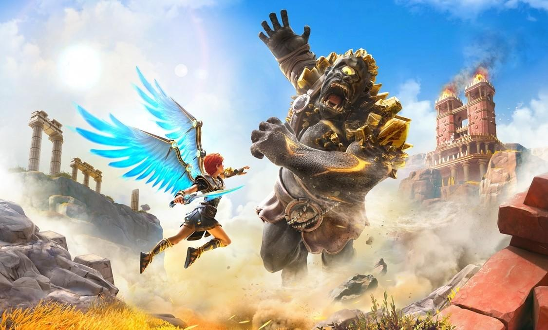 Immortals Fenyx Rising на Nintendo Switch обновилась до версии 1.0.4 2