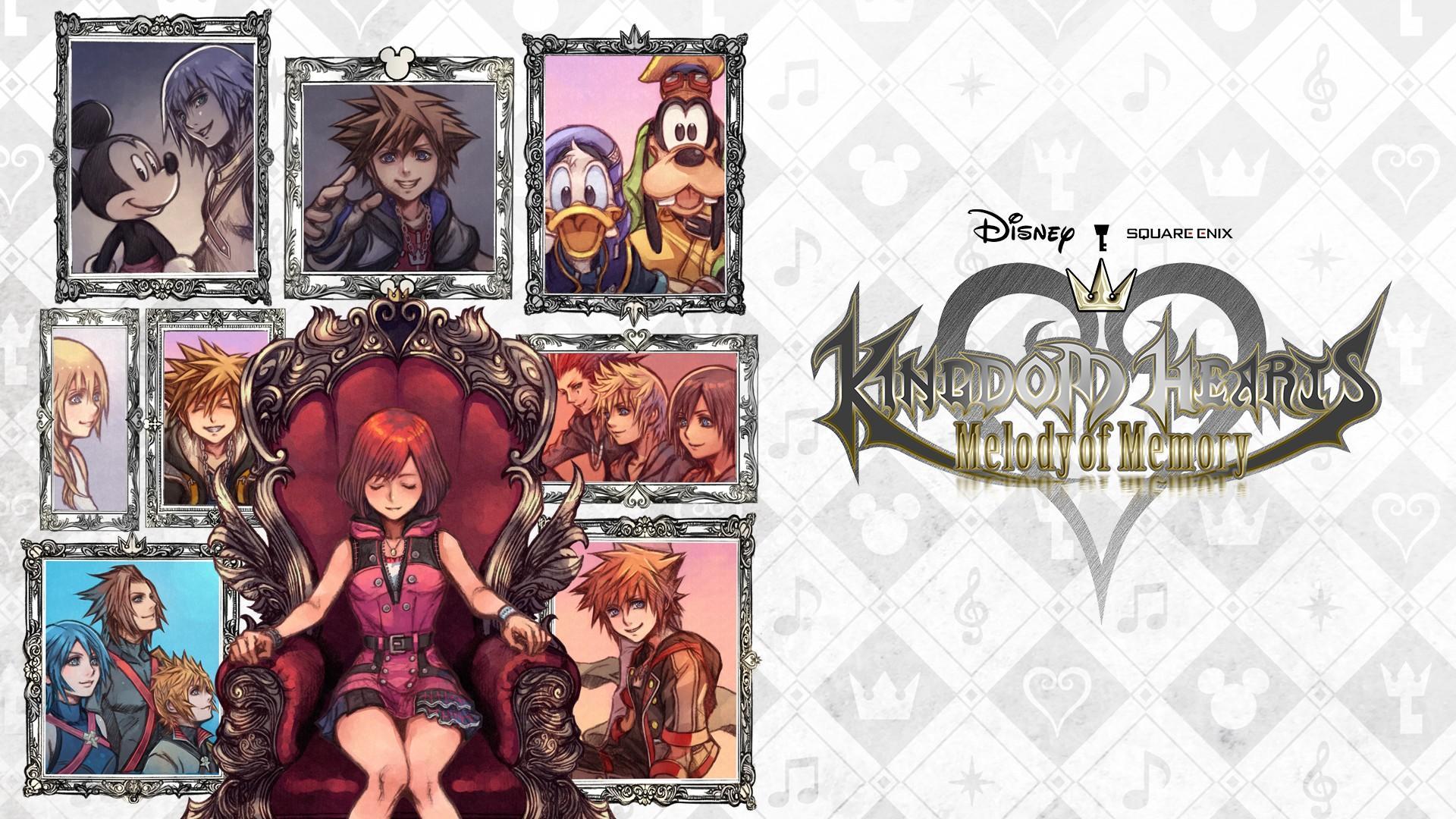 Демоверсия KINGDOM HEARTS Melody of Memory стала доступна на всех основных платформах 2