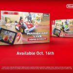 Свежая реклама Mario Kart Live: Home Circuit 1