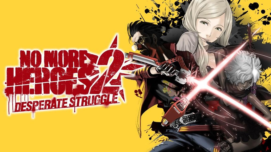 Геймплей No More Heroes и No More Heroes 2: Desperate Struggle с Nintendo Switch 2