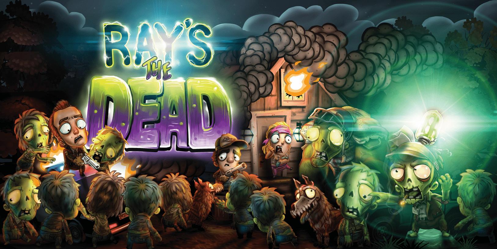 Мооозги - анонс комедийного приключения Ray's the Dead 98