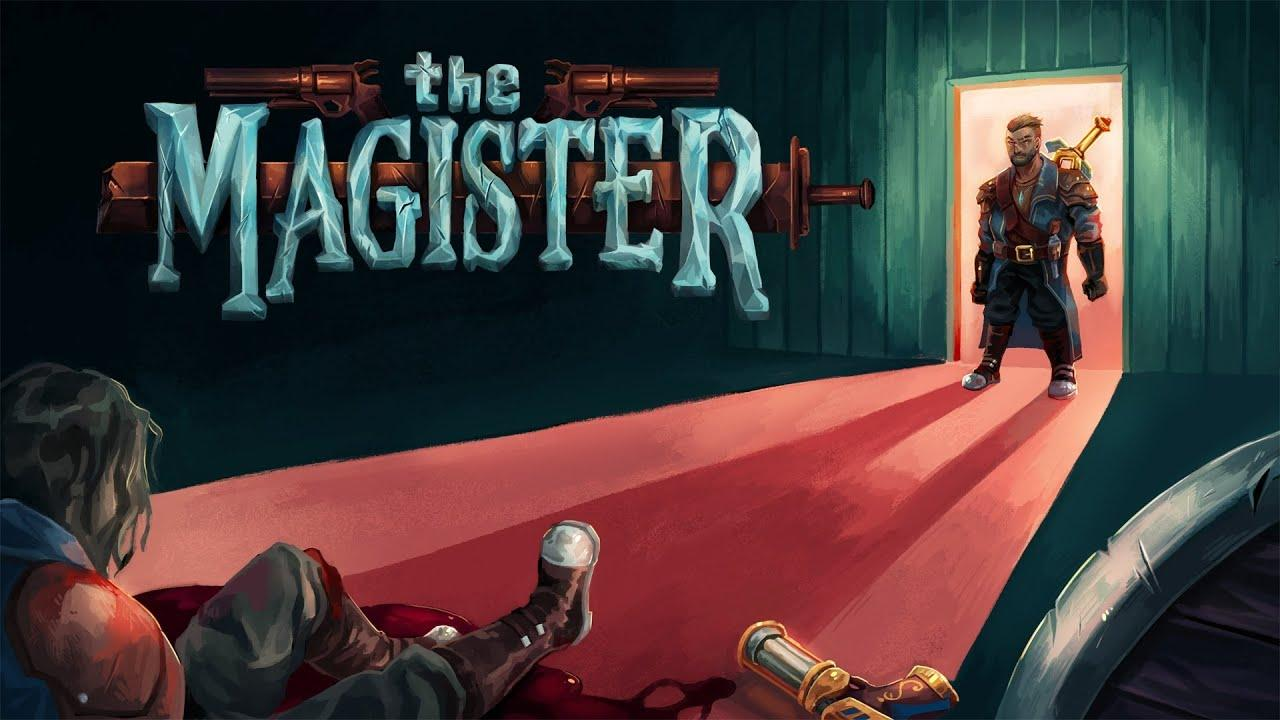 The Magister - детективная RPG заглянет на Nintendo Switch 98