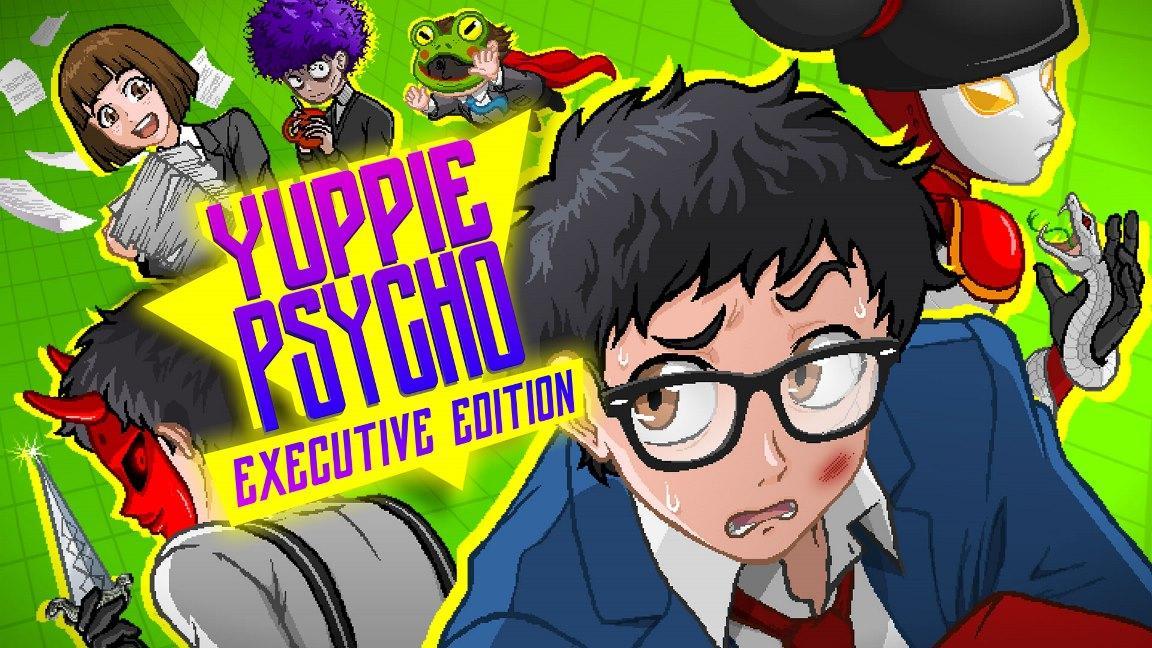 Анонс и дата релиза Yuppie Psycho: Executive Edition 98