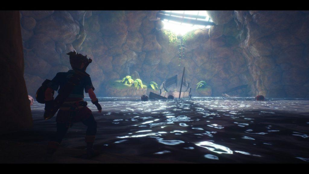 Обзор: Oceanhorn 2: Knights of the Lost Realm - Оушен-Ганон 3