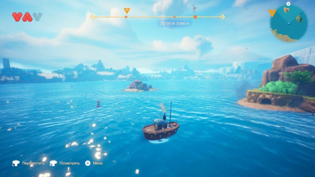 Обзор: Oceanhorn 2: Knights of the Lost Realm - Оушен-Ганон 9