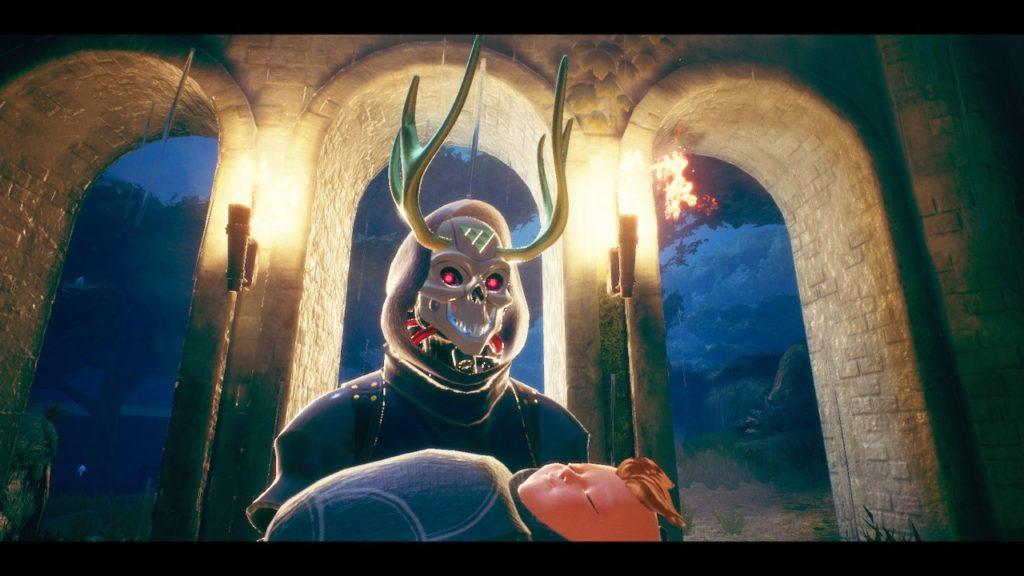 Обзор: Oceanhorn 2: Knights of the Lost Realm - Оушен-Ганон 1