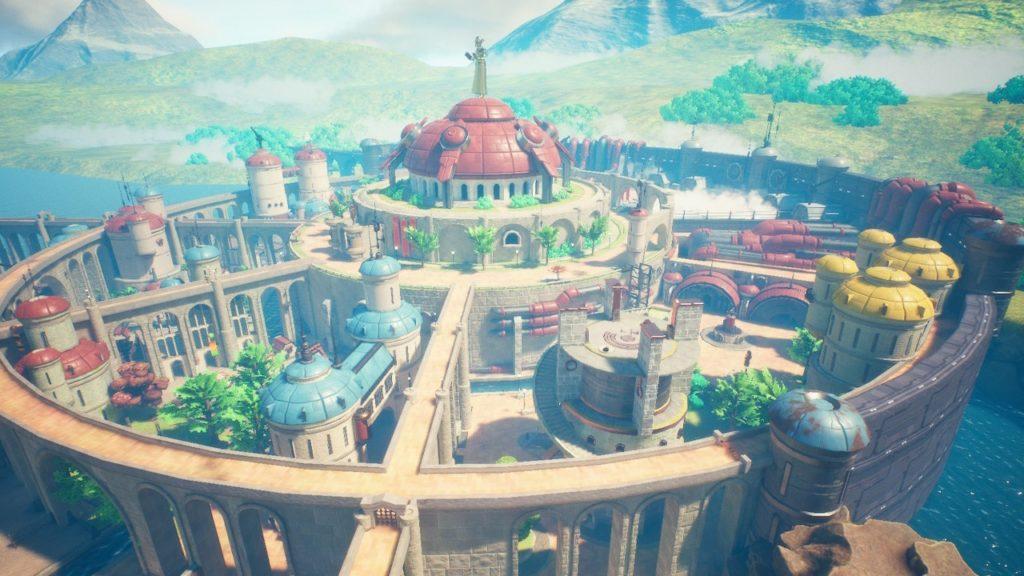 Обзор: Oceanhorn 2: Knights of the Lost Realm - Оушен-Ганон 4