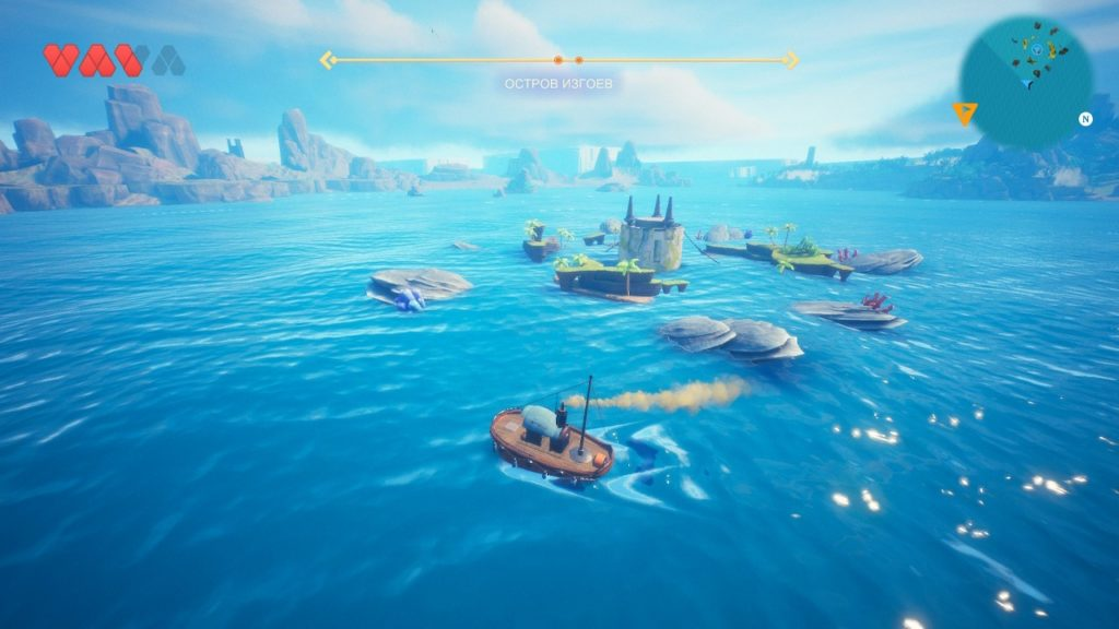 Обзор: Oceanhorn 2: Knights of the Lost Realm - Оушен-Ганон 15