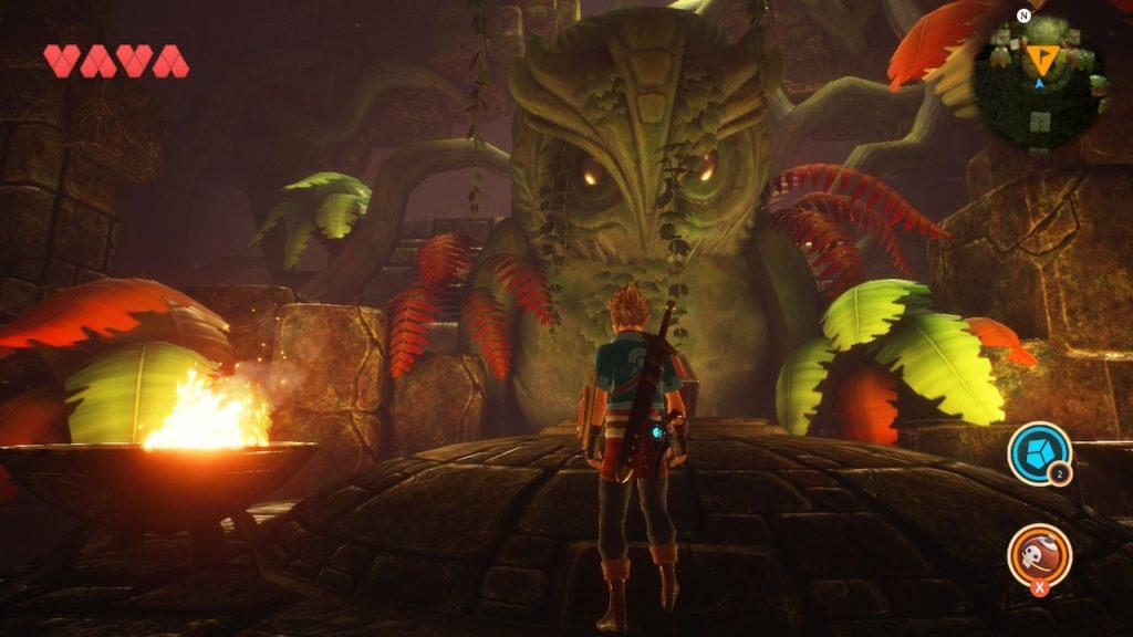Обзор: Oceanhorn 2: Knights of the Lost Realm - Оушен-Ганон 7