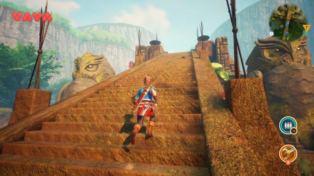 Обзор: Oceanhorn 2: Knights of the Lost Realm - Оушен-Ганон 8