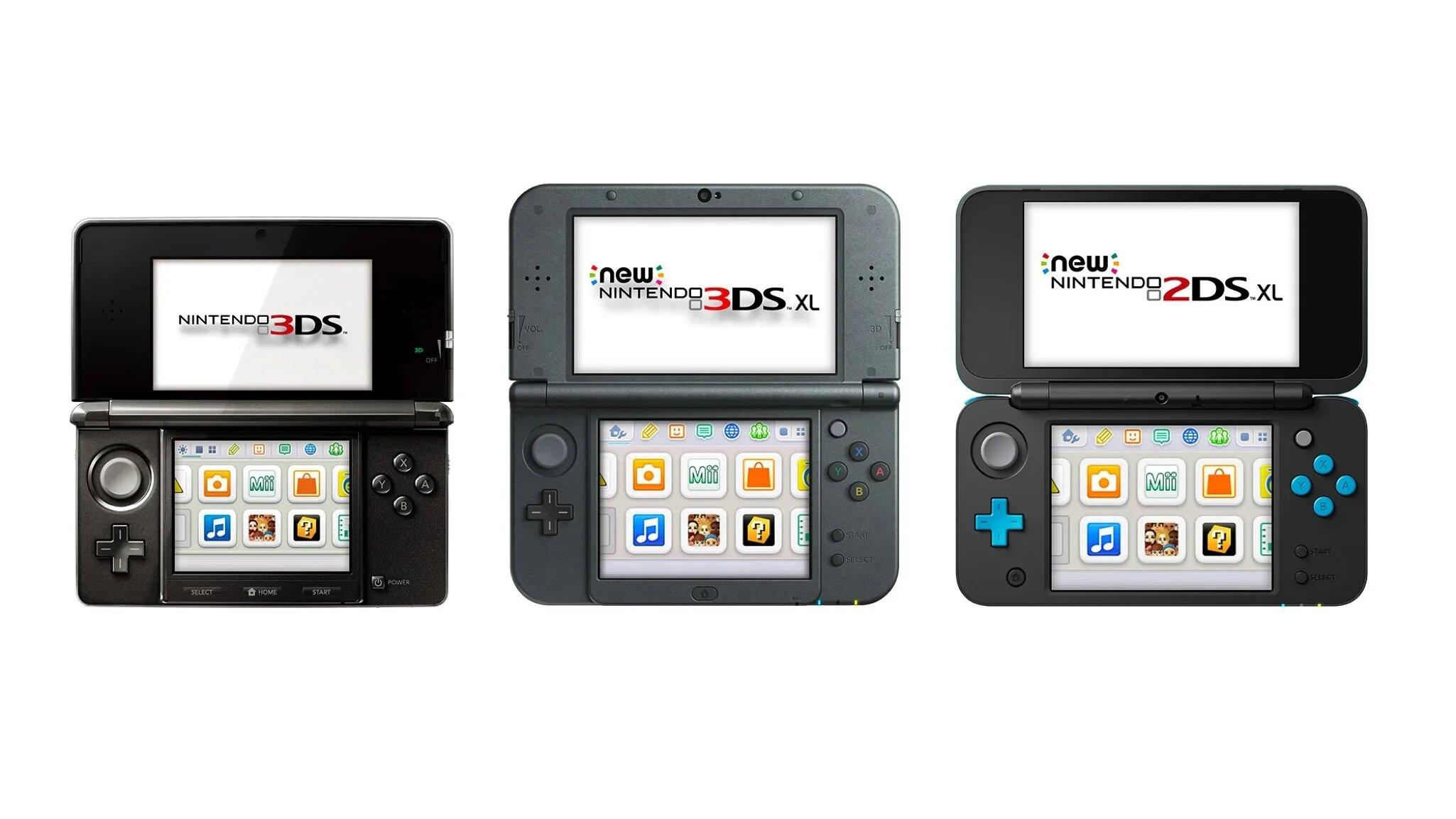 Обновление за номером 11.14.0-46 вышло на… 3DS 2
