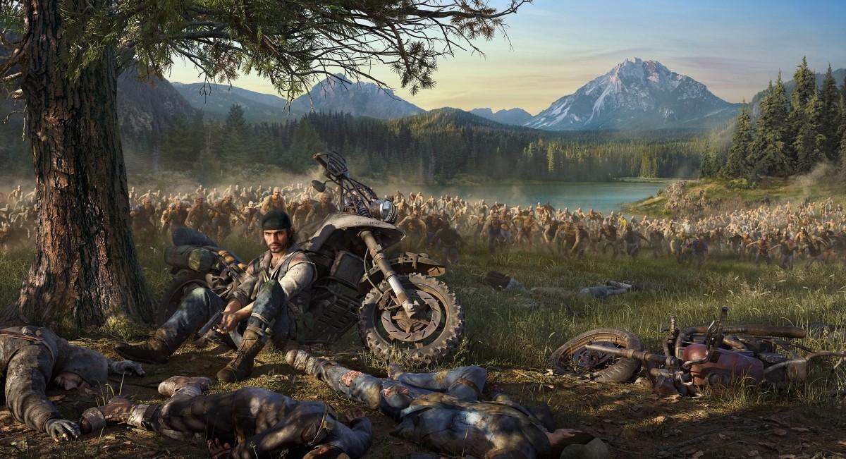 Days Gone преобразится на PS5 2
