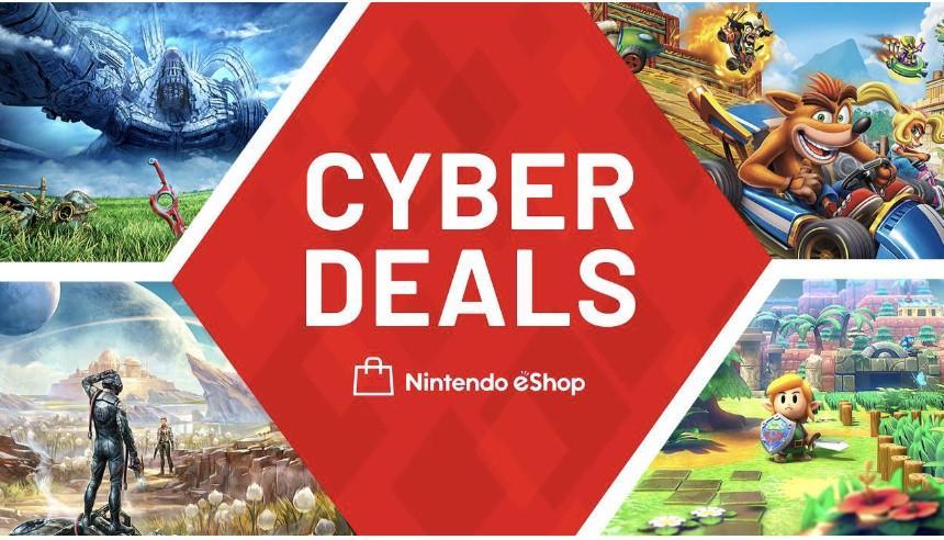 Nintendo анонсировала киберраспродажу со скидками 75% 2