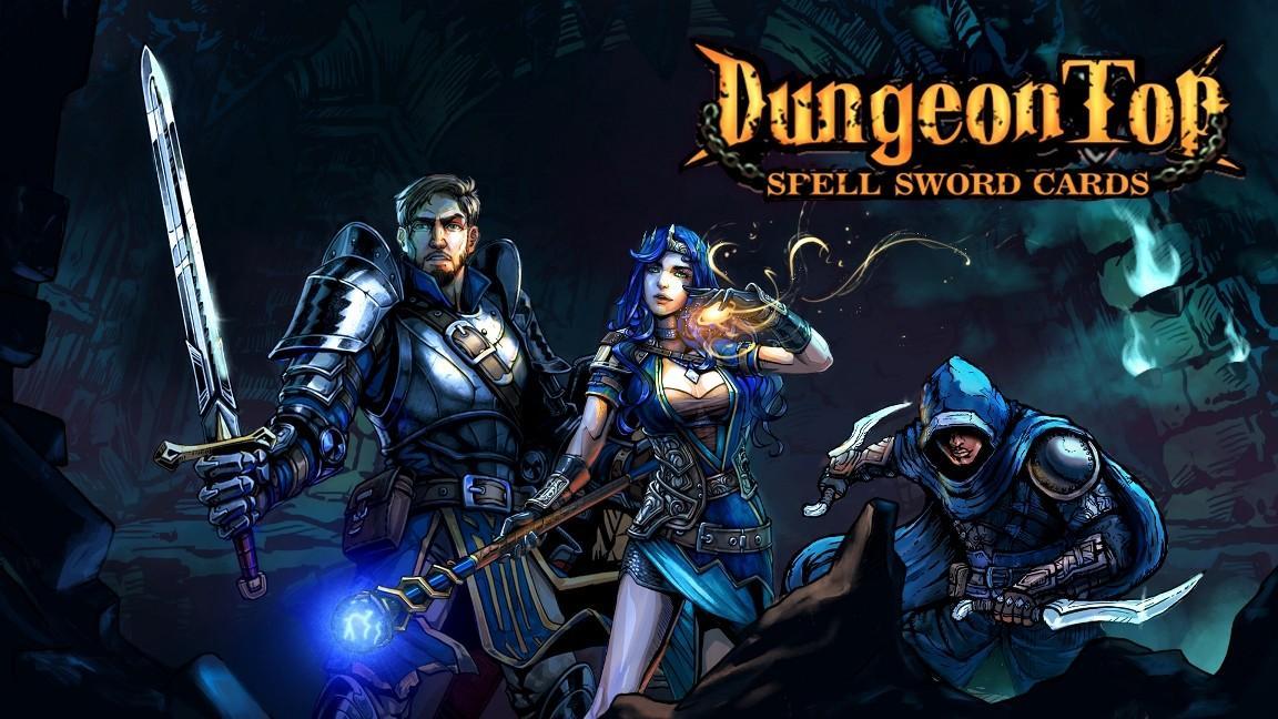 Колодостроительный рогалик DungeonTop выйдет на Switch в декабре 2