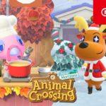 Праздничное обновление Animal Crossing: New Horizons 1.6.0 стало доступно всем владельцам игры 1