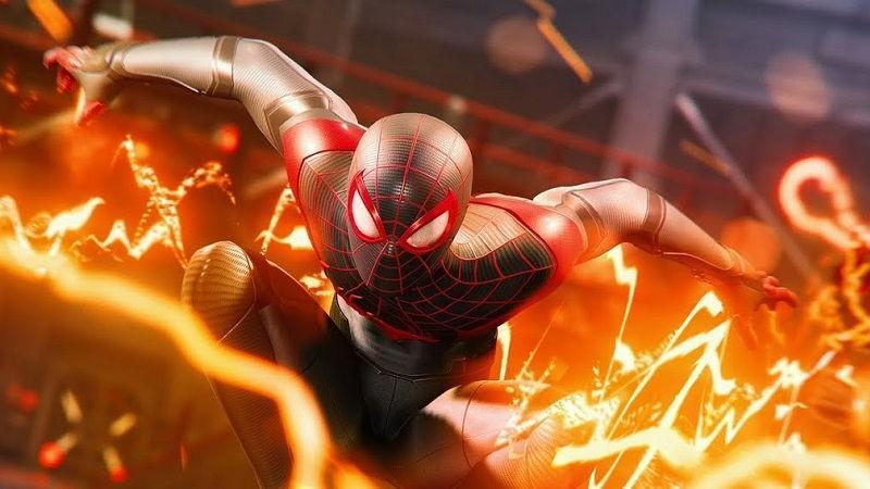 ТВ-ролик Spider-Man: Miles Morales и геймплейный трейлер Destruction AllStars 2
