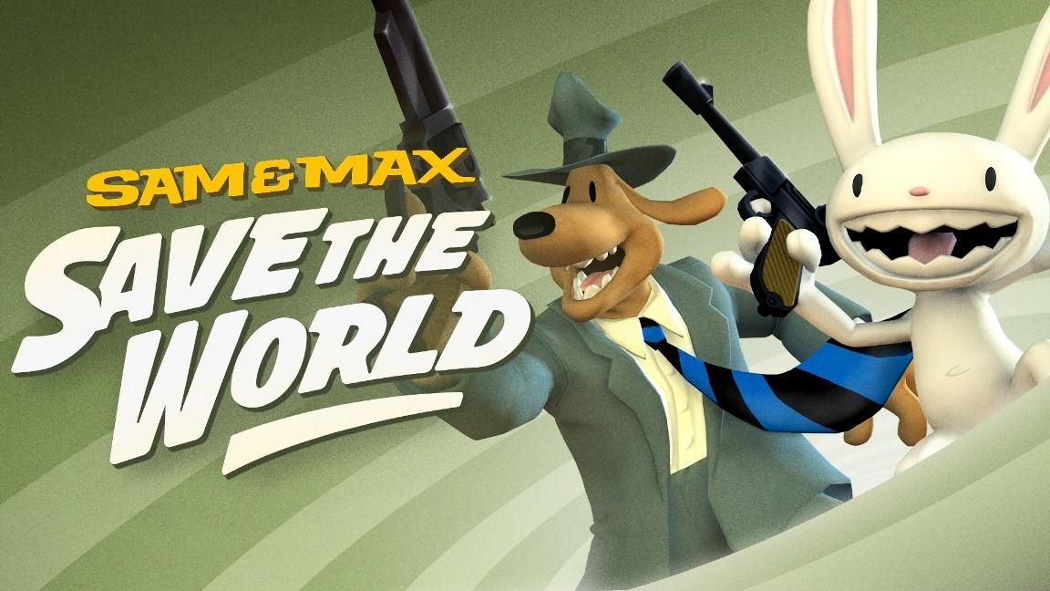 На Nintendo Switch состоялся анонс Sam & Max Save the World Remastered 2