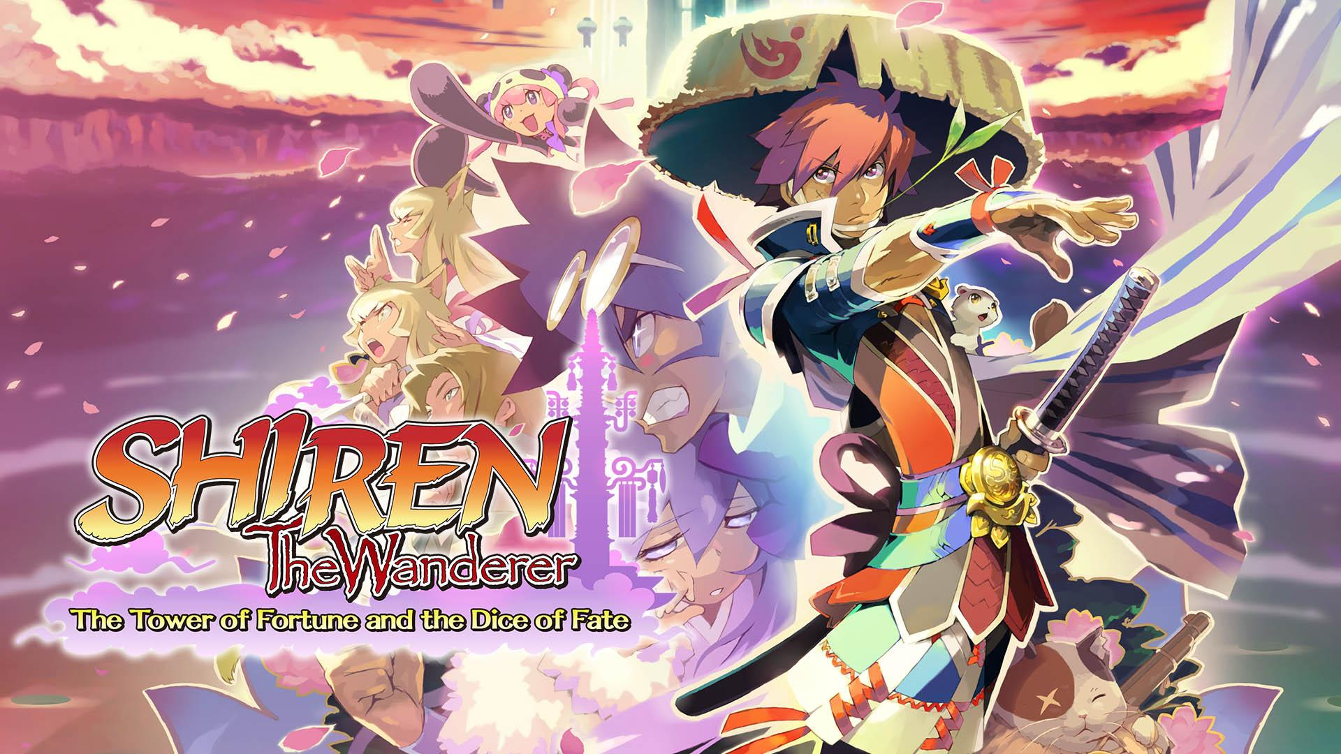 Shiren the Wanderer: The Tower of Fortune and the Dice of Fate выйдет на гибрид от Nintendo 2
