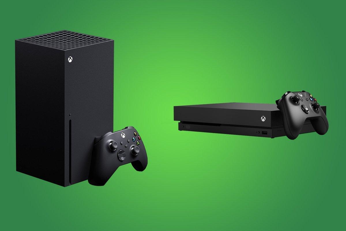 Сравнение времени загрузки игр на Xbox Series X и Xbox One X 2