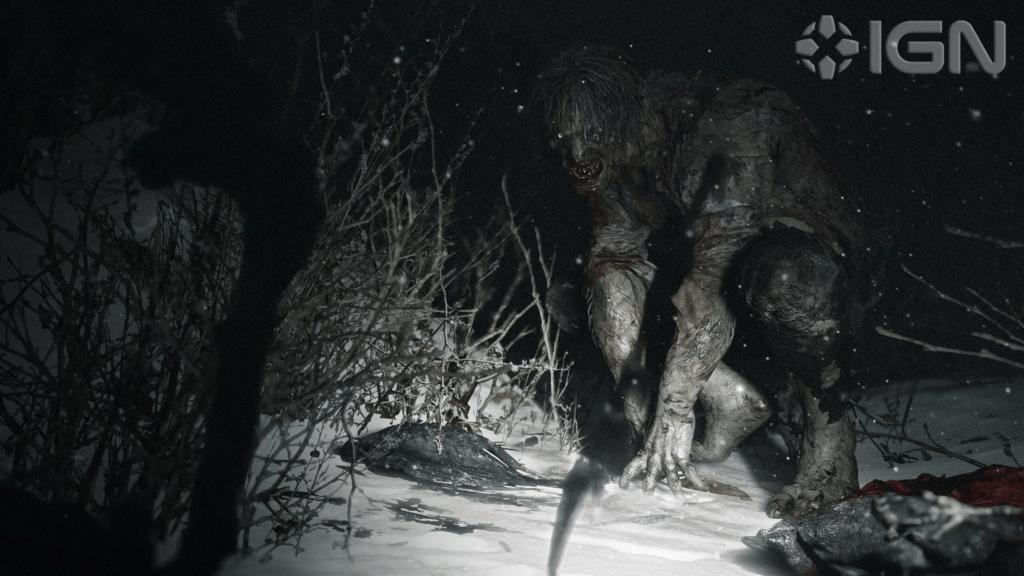 В сети появились свежие скриншоты из Resident Evil Village 3