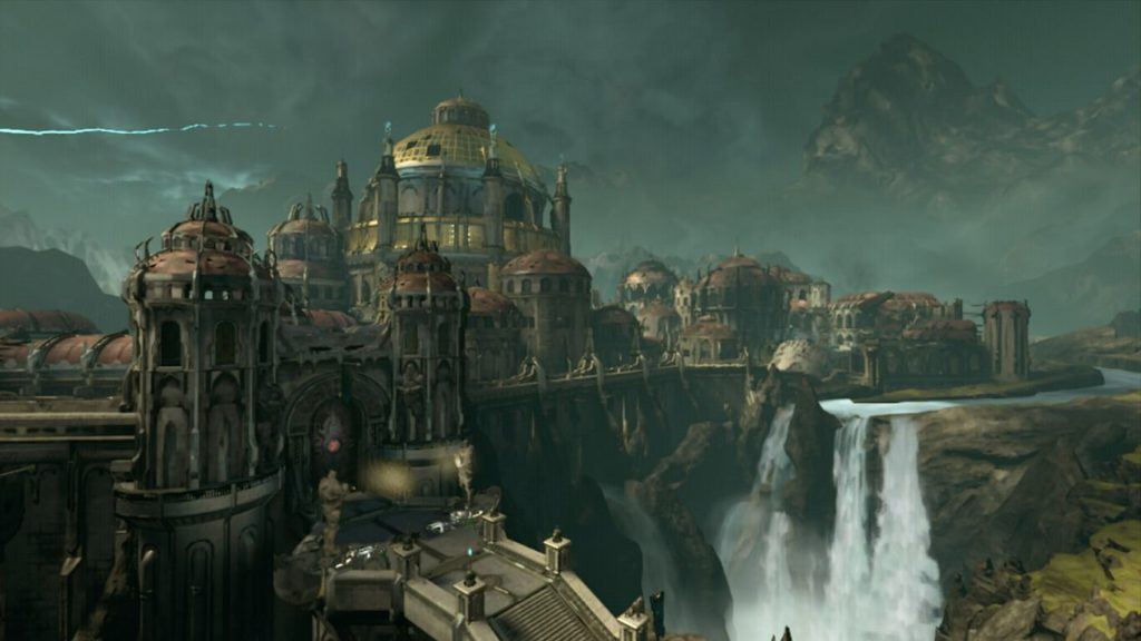 Скриншоты Doom Eternal с Nintendo Switch 4
