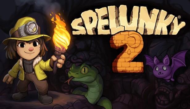 Приготовьтесь расхищать гробницы - анонс Spelunky и Spelunky 2 для Nintendo Switch 6