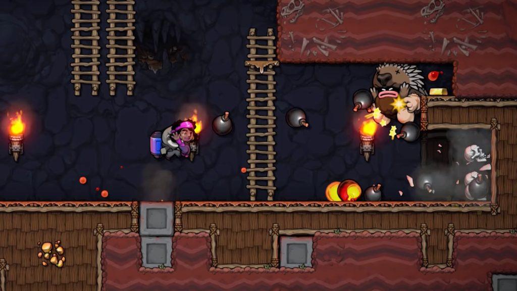 Приготовьтесь расхищать гробницы - анонс Spelunky и Spelunky 2 для Nintendo Switch 2