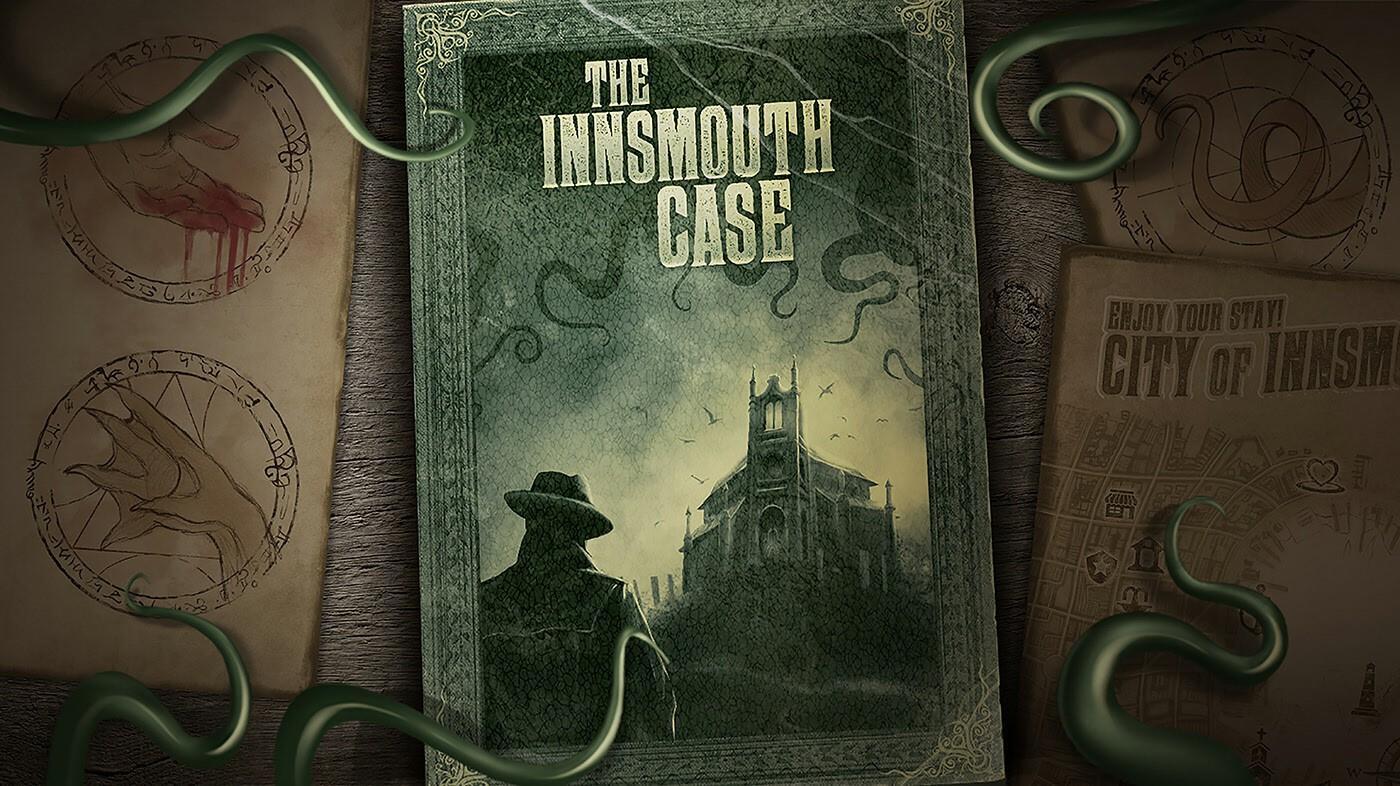 Комедийный триллер The Innsmouth Case вышел на Nintendo Switch 5
