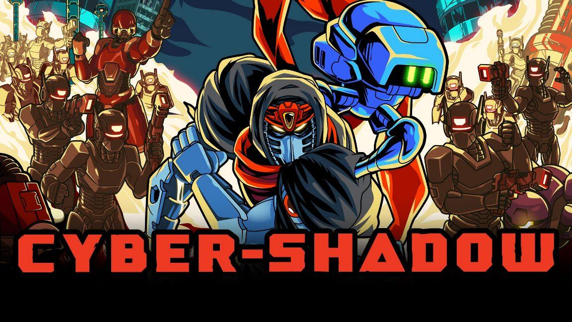 Сyber Shadow - Сложно, но так и надо 16