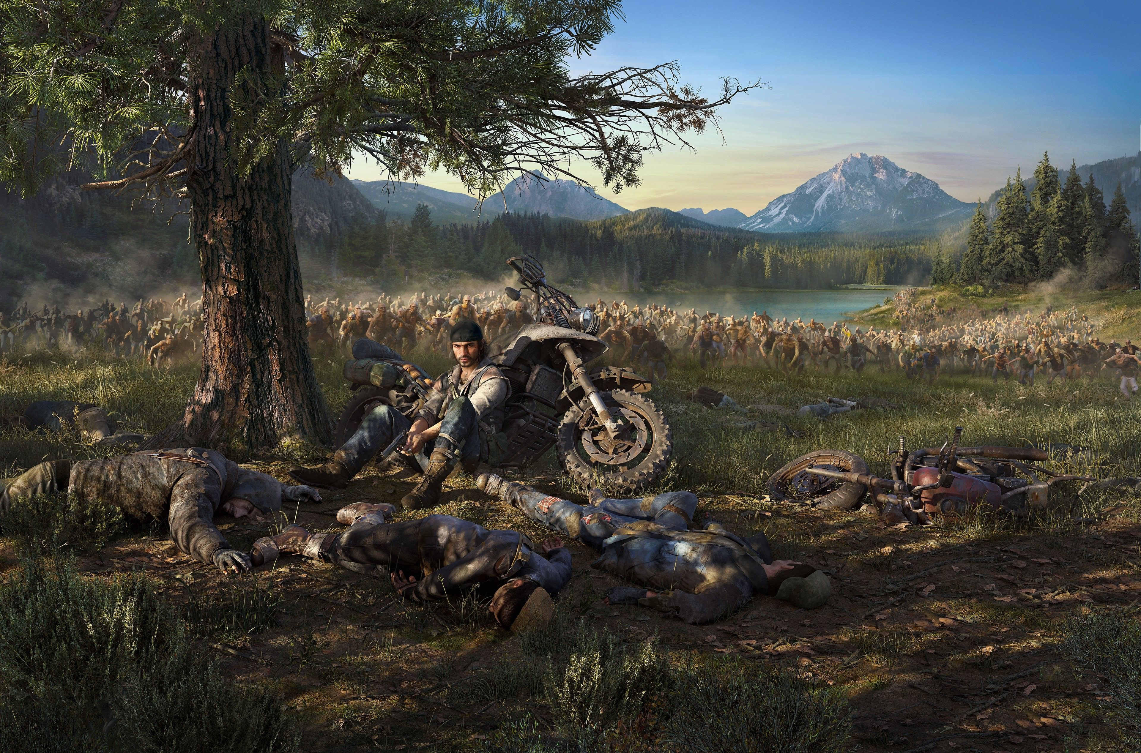 Bloomberg: Sony отменила Days Gone 2, компания готовит ремейк The Last of Us и новую Uncharted для PlayStation 5 4