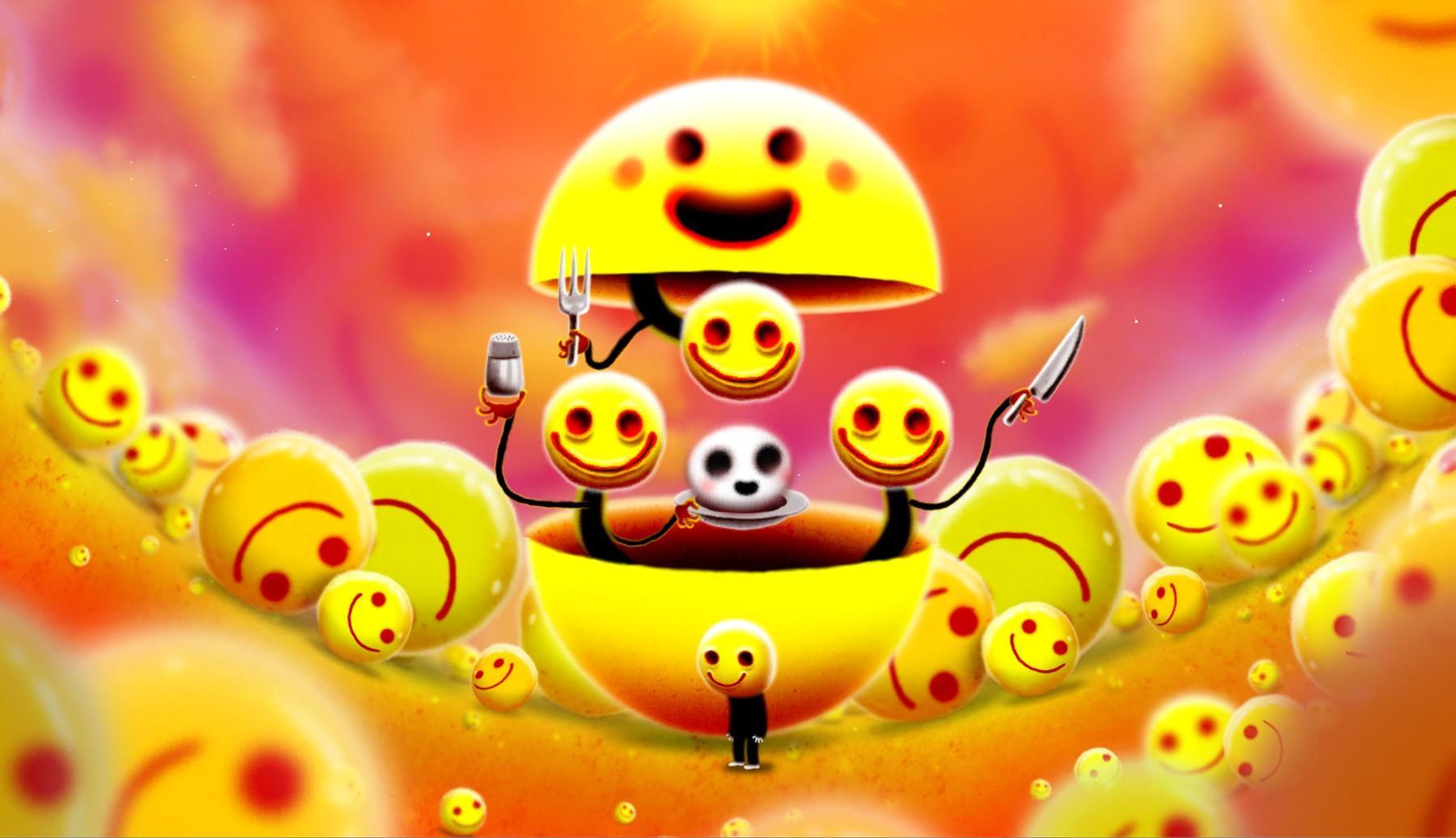 Amanita Design анонсировали Happy Game для Nintendo Switch 2
