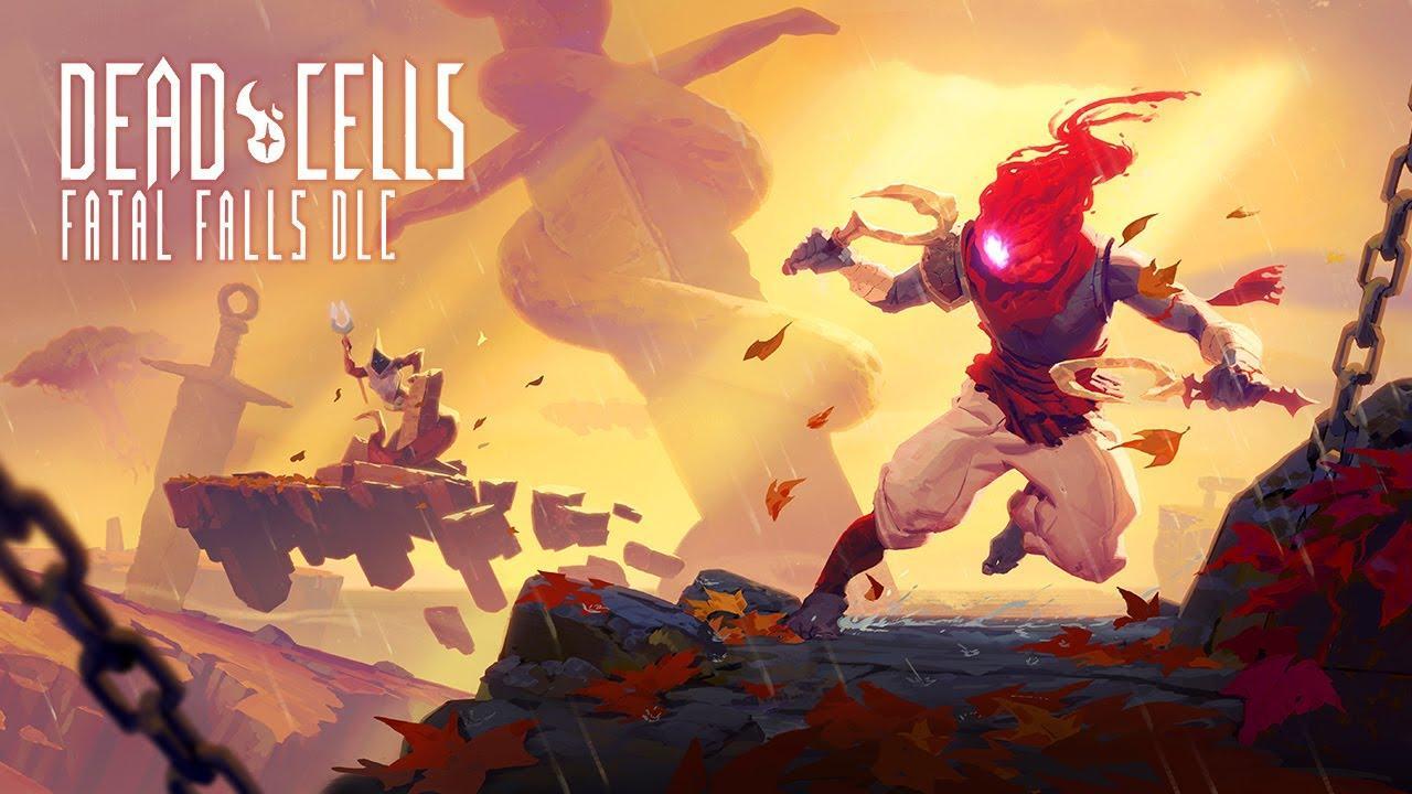 Стала известна дата выхода второго платного DLC для Dead Cells под названием «Fatal Falls» 2