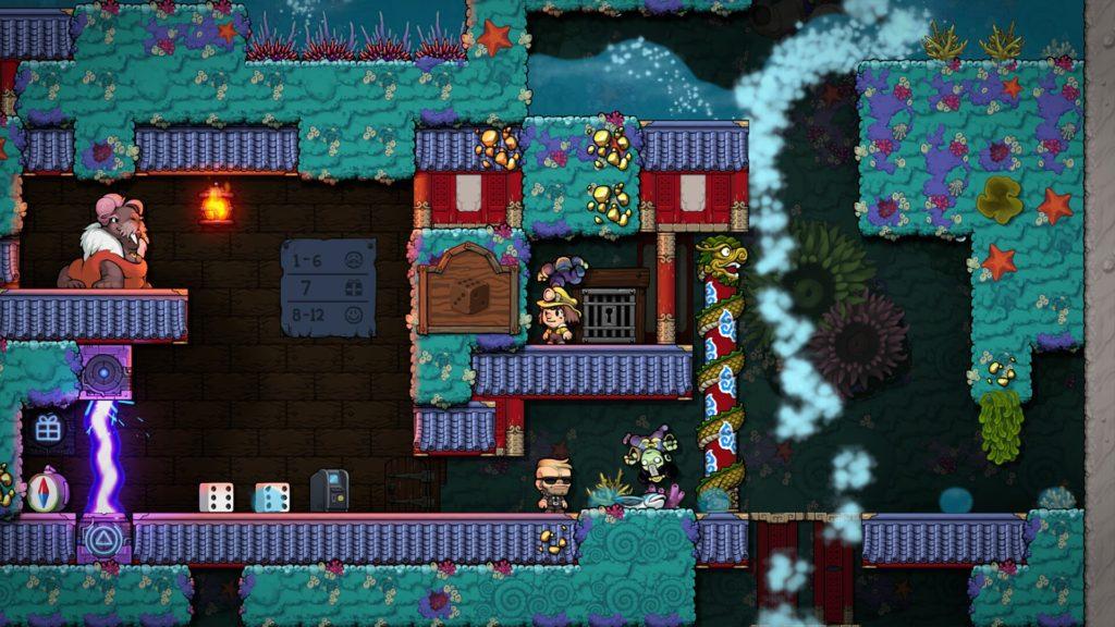 Приготовьтесь расхищать гробницы - анонс Spelunky и Spelunky 2 для Nintendo Switch 3