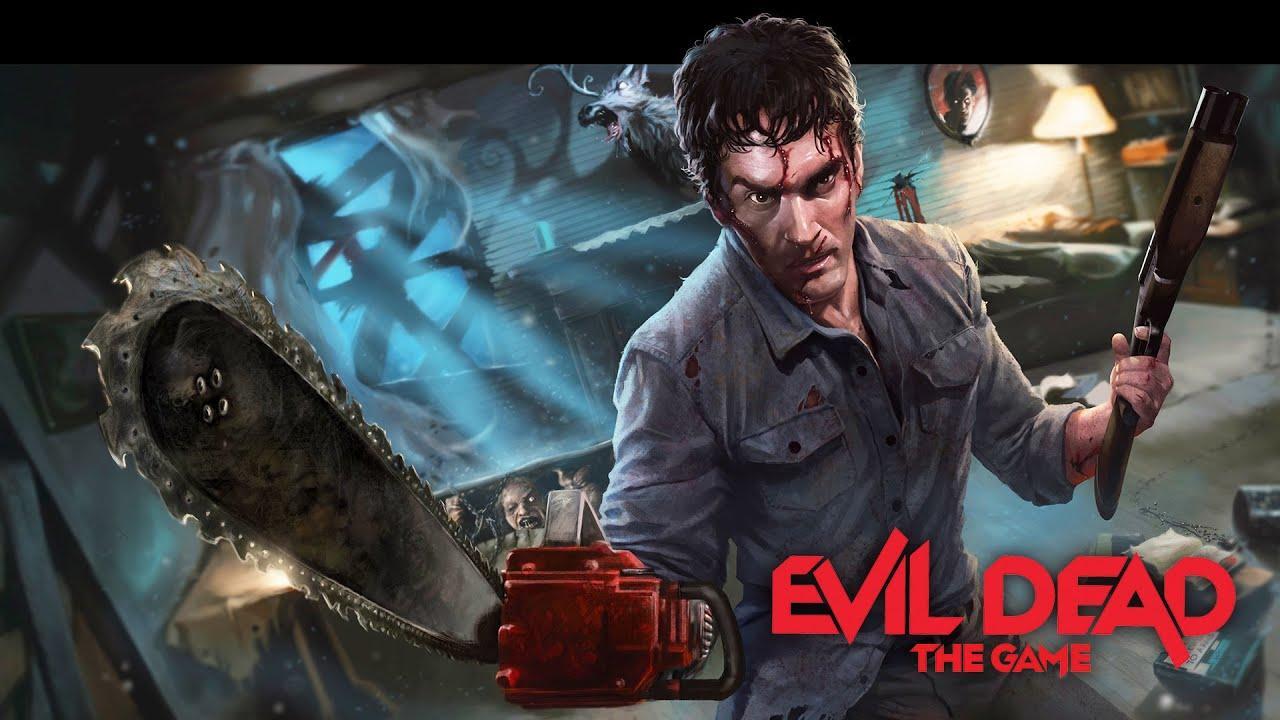 Мультиплеерная Evil Dead: The Game анонсирована для консолей 2