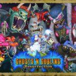 Свежий геймплей ремейка Ghosts 'n Goblins Resurrection 1