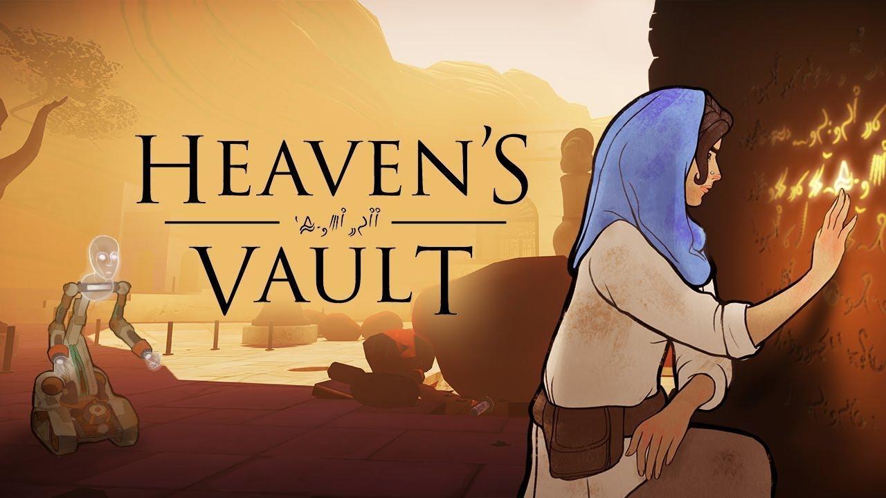 Heaven's Vault доберётся до гибрида в январе 2021-ого 2