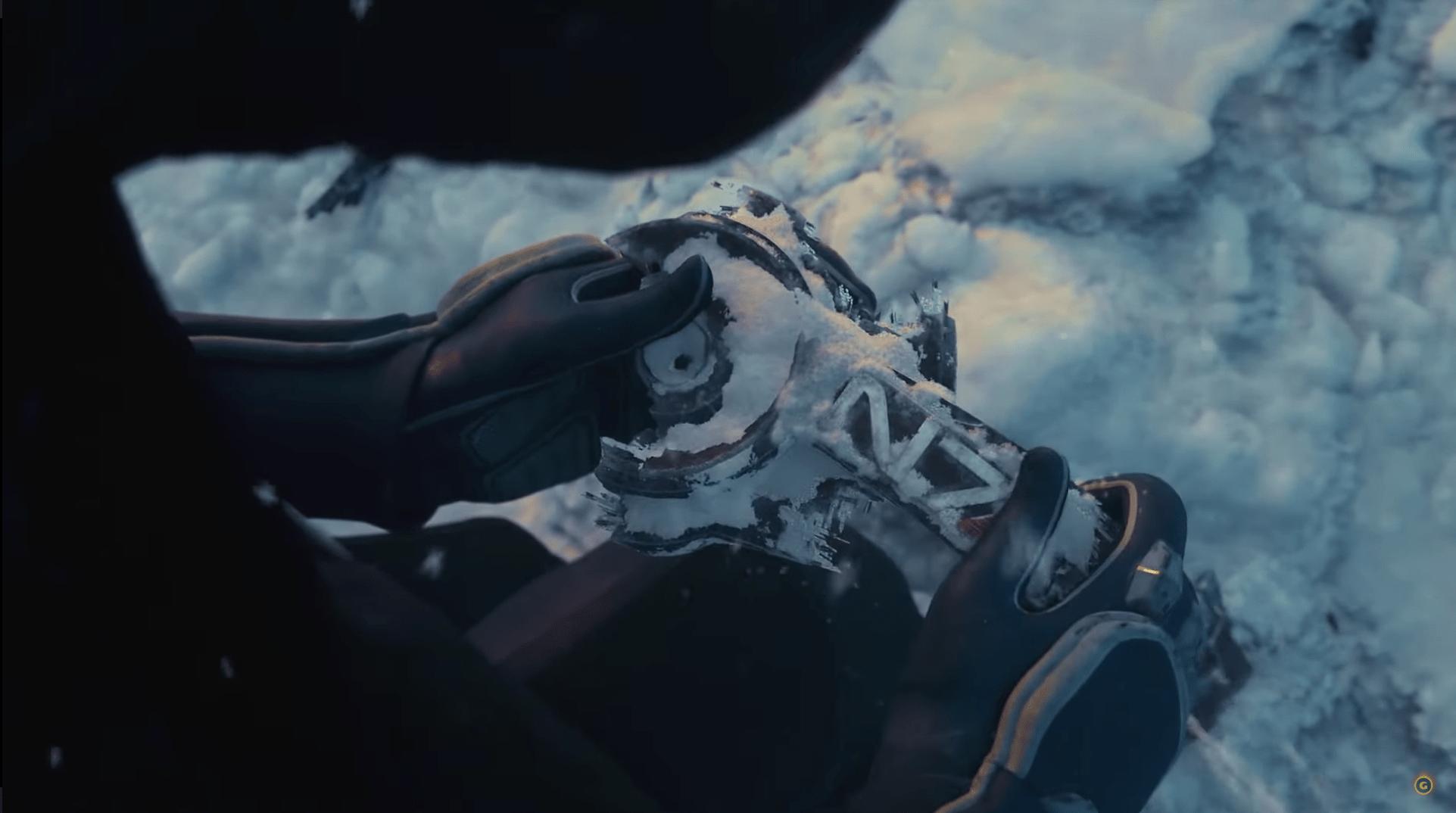 На TGA 2020 был представлен первый тизер-трейлер новой части Mass Effect 2