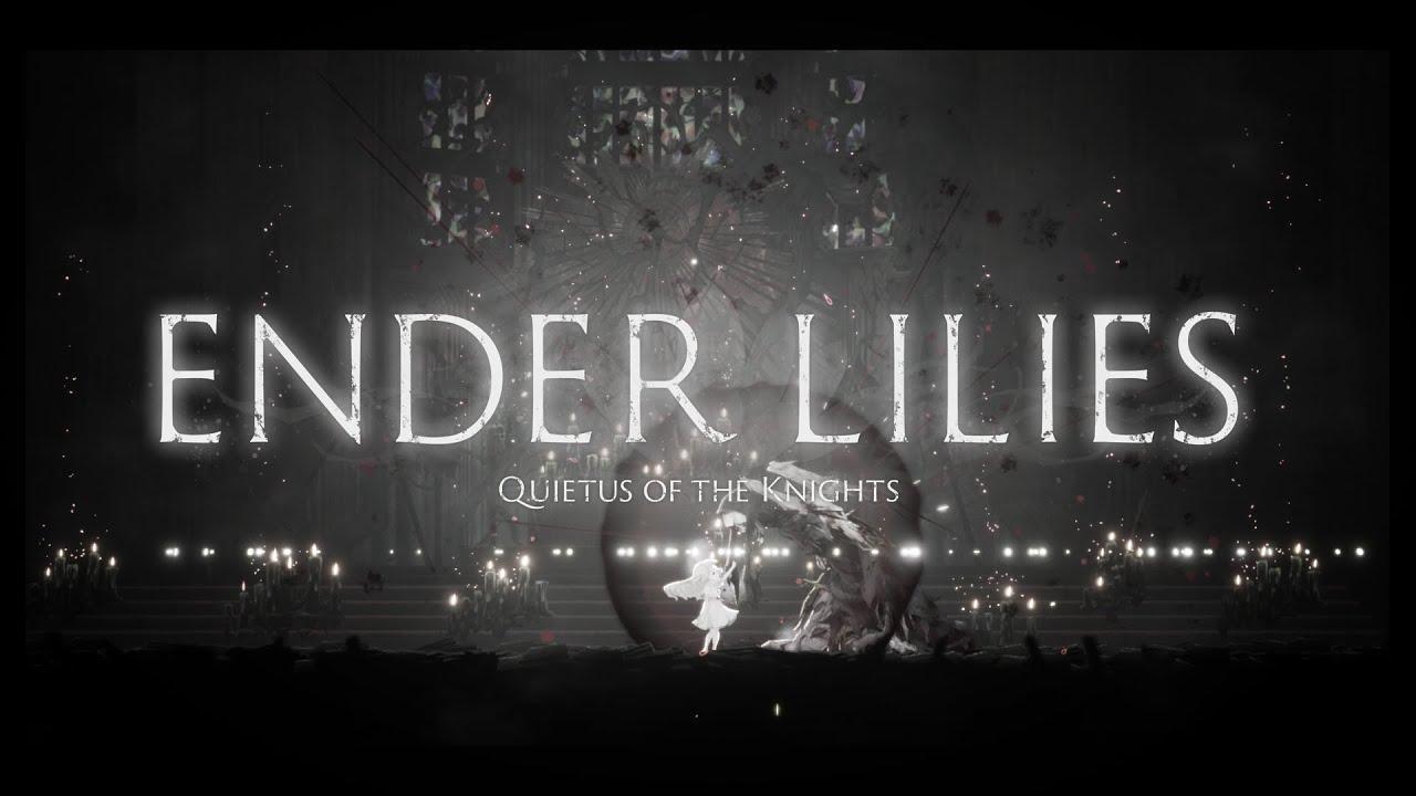 Метроидвания Ender Lilies выйдет на Switch в следующем году 2