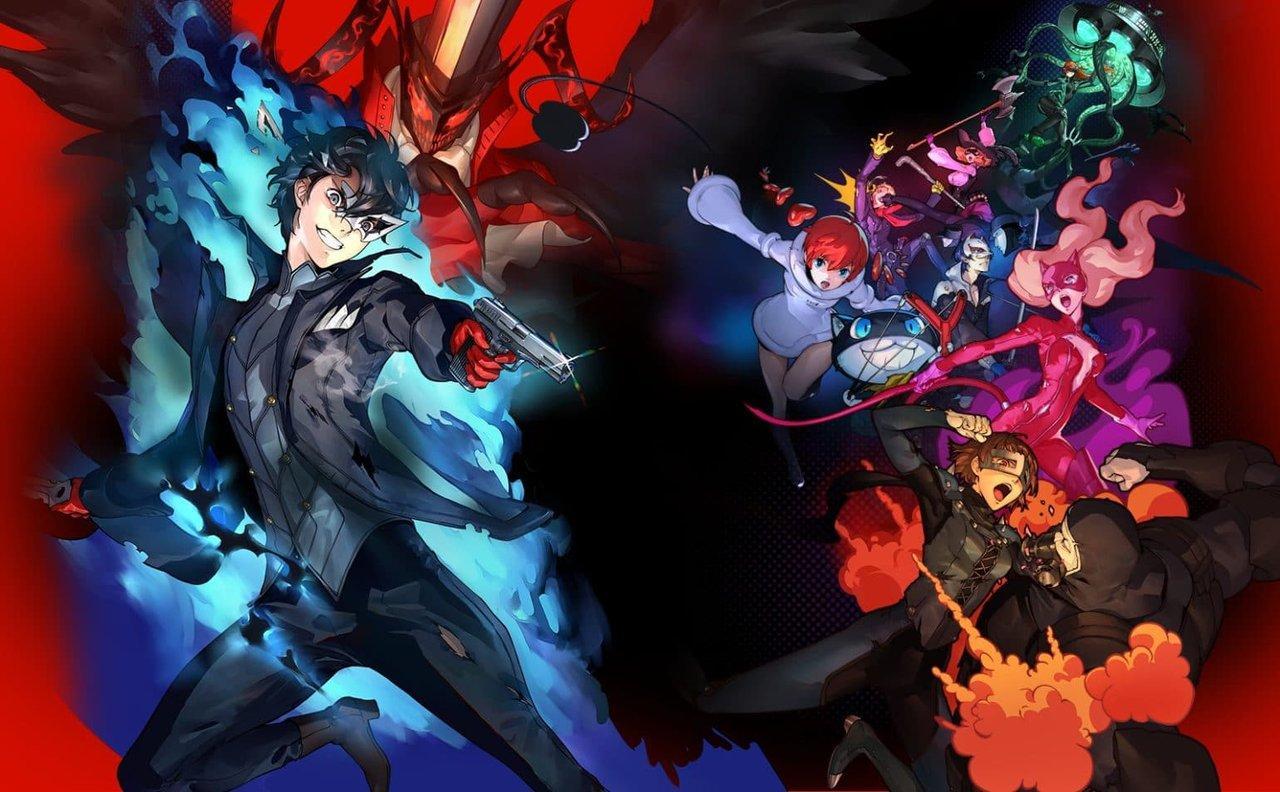 Persona 5 Strikers – представлен новый трейлер 2