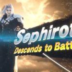 Sephiroth из Final Fantasy VII появится в Smash Bros. Ultimate 1