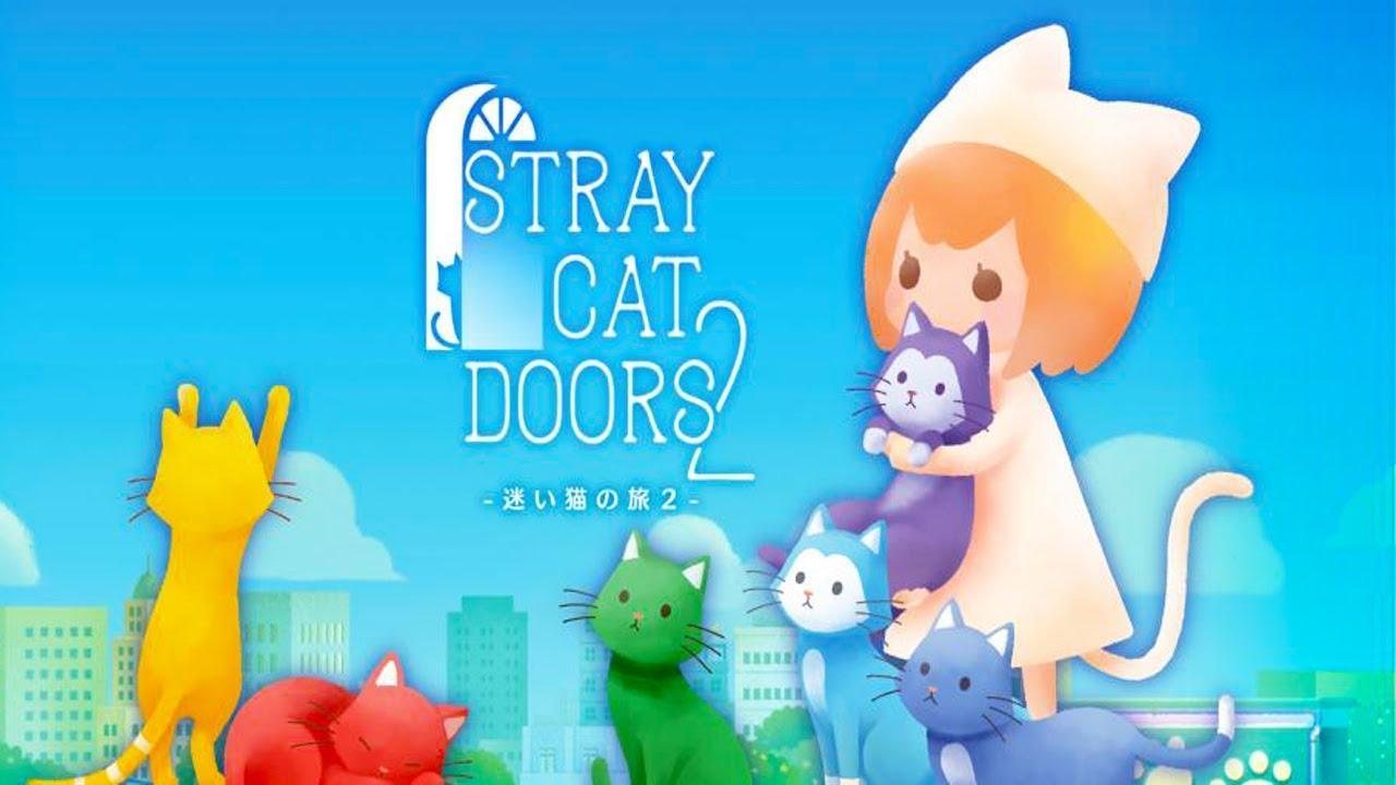 Анонс Stray Cat Doors 2 для Nintendo Switch 2