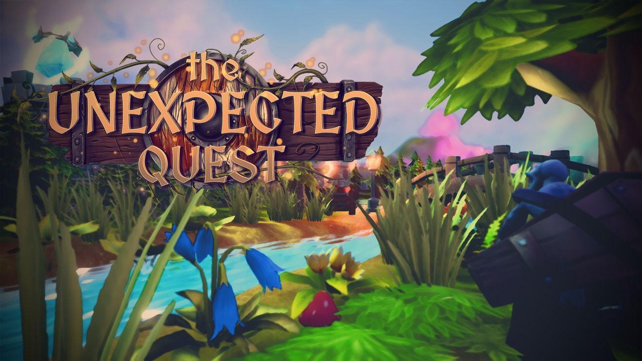Фэнтези-приключение The Unexpected Quest выйдет на Switch в январе 2021-ого 7