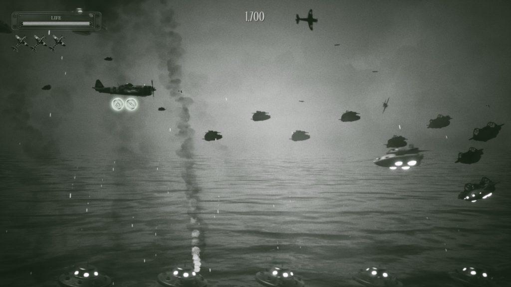 Squadron 51 - shoot-'em-up вдохновленный фантастикой 50-х, выйдет в 2021 году на PC и консолях 2