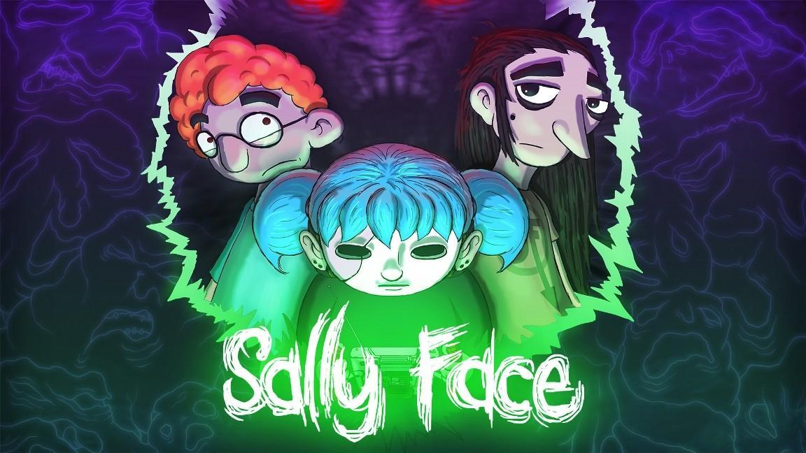 Мрачное и невероятно затягивающее приключение Sally Face выйдет на Nintendo Switch 6