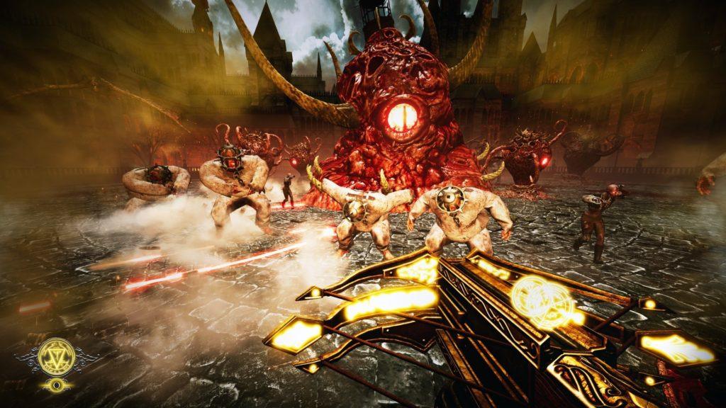 Арена-шутер Crossbow: Bloodnight готовится к релизу на гибридной платформе 1